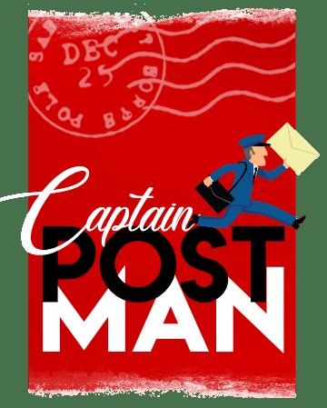 Captain postman Belgique